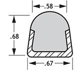 Guide Rail GRAROUNDP