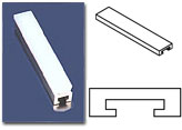 Click Here For  Guide Rails and Wear Strip Assemblies