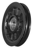 Thermoplastic Idler Pulleys